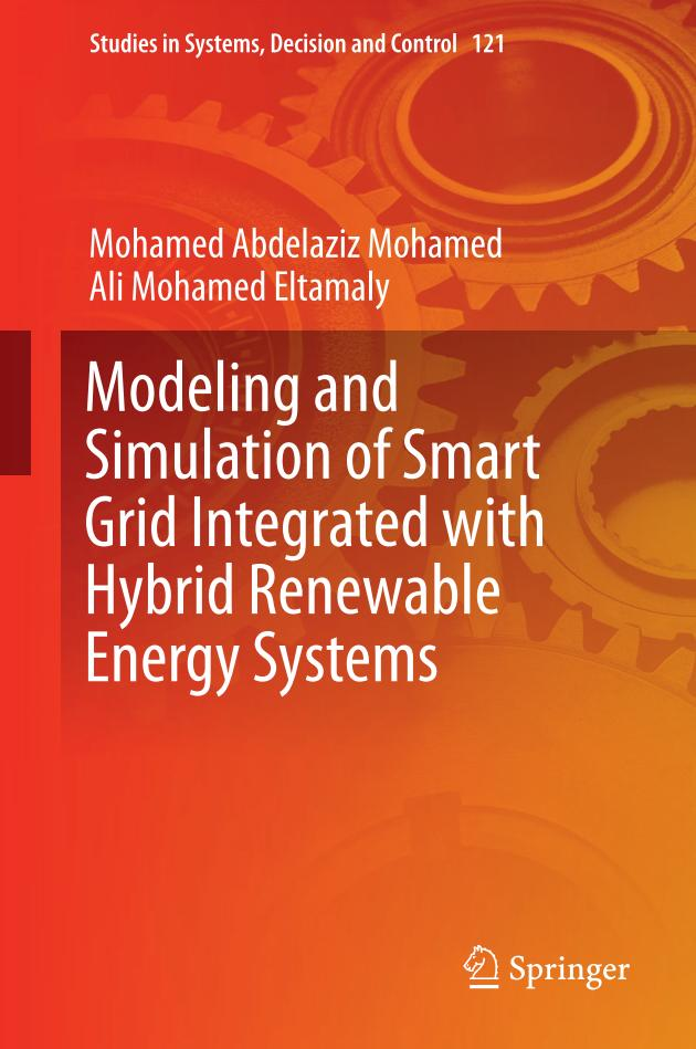 Modeling and Simulation of Smart Grid Integrated with Hybrid Renewable Energy Systems
