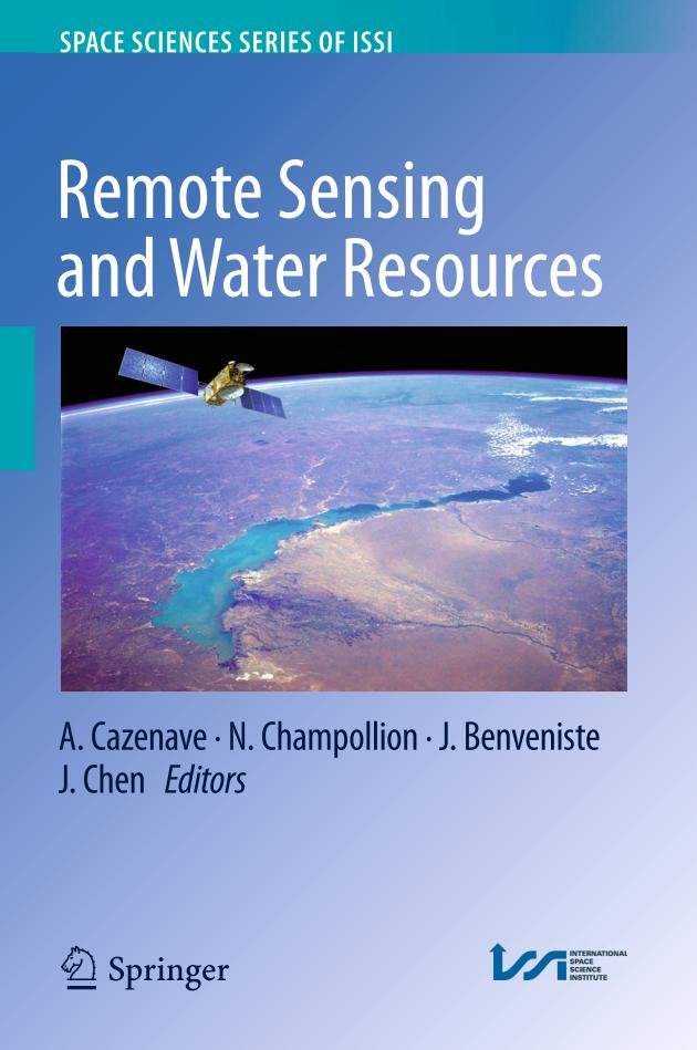 Remote Sensing and Water Resources