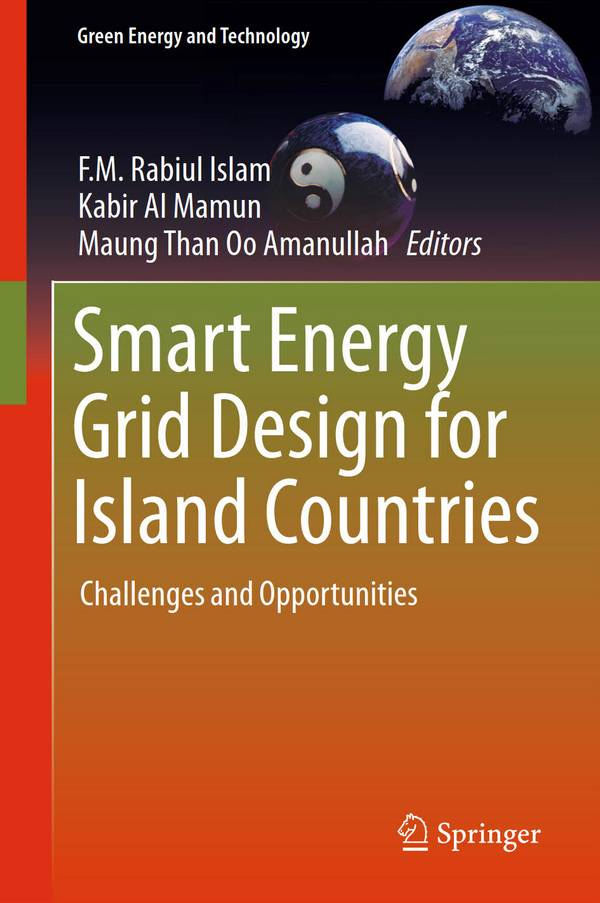 Smart Energy Grid Design for Island Countries – Challenges and Opportunities
