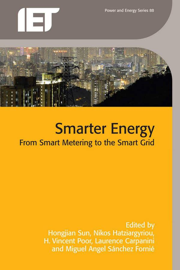 Smarter Energy – From Smart Metering to the Smart Grid