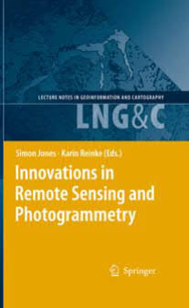 Innovations in Remote Sensing and Photogrammetry