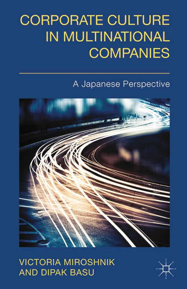 Corporate Culture in Multinational Companies – A Japanese Perspective