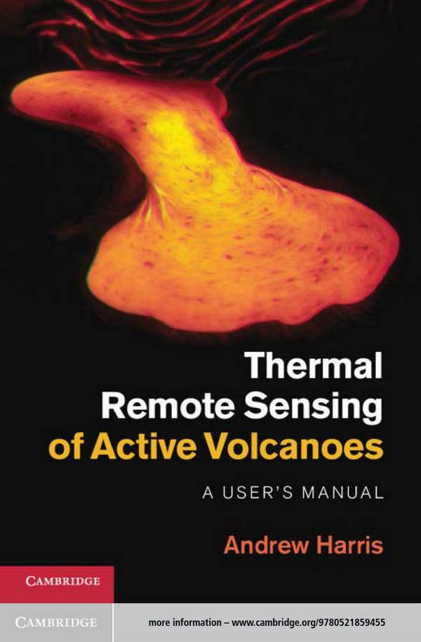Thermal Remote Sensing of Active Volcanoes – A User's Manual