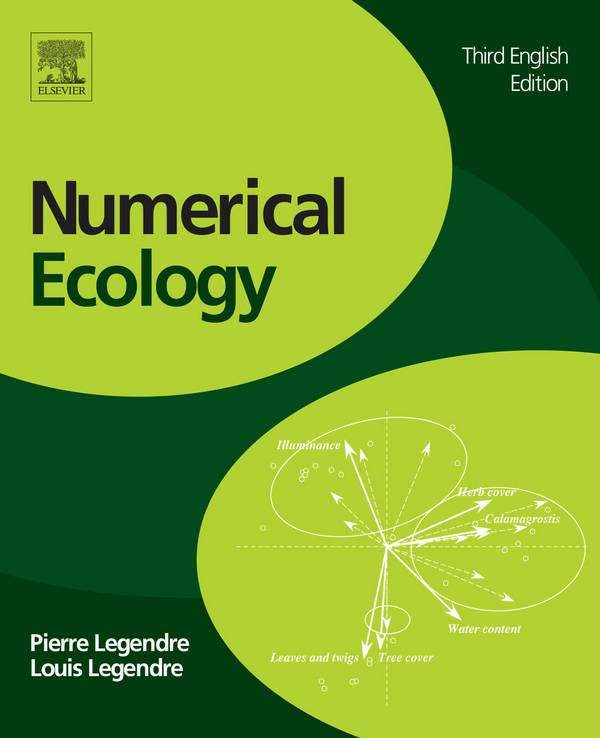 Numerical Ecology (3rd English Edition)
