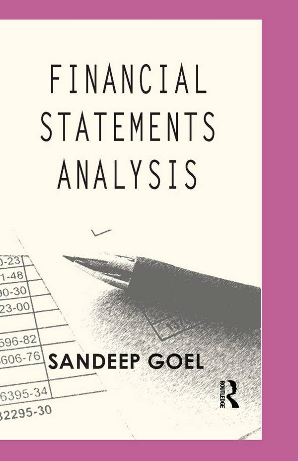 Financial Statements Analysis - Cases from Corporate India