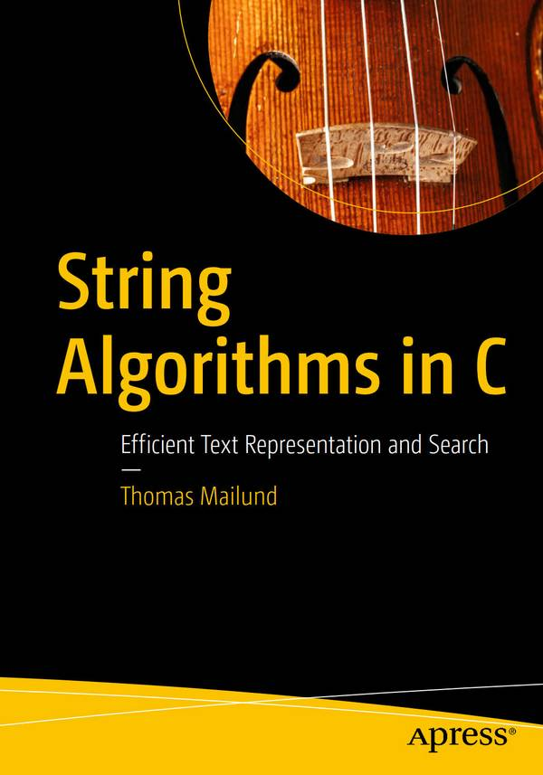 String Algorithms in C – Efficient Text Representation and Search
