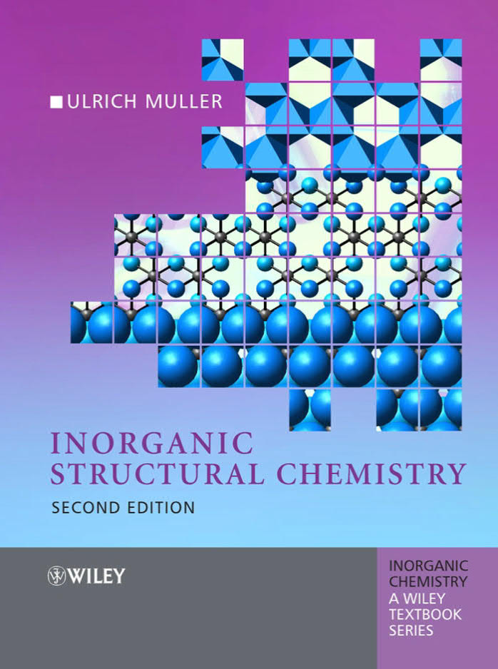 Inorganic Structural Chemistry (2nd Edition)