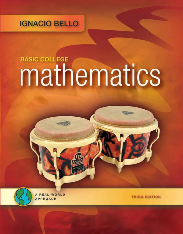 Basic College Mathematics – A Real-World Approach (3rd Edition)
