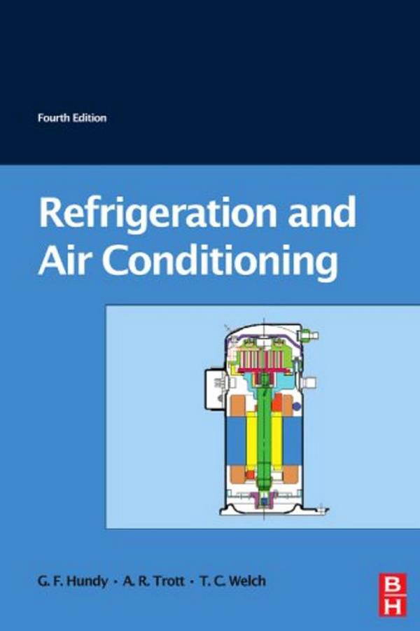 Refrigeration and Air-Conditioning (4th Edition)