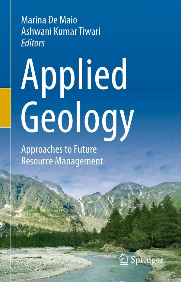 Applied Geology – Approaches to Future Resource Management