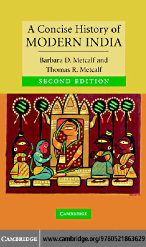 A Concise History of Modern India (2nd Edition)