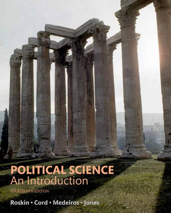 Political Science – An Introduction (14th Edition)