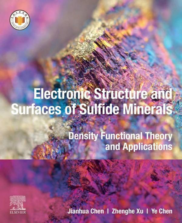 Electronic Structure and Surfaces of Sulfide Minerals – Density Functional Theory and Applications