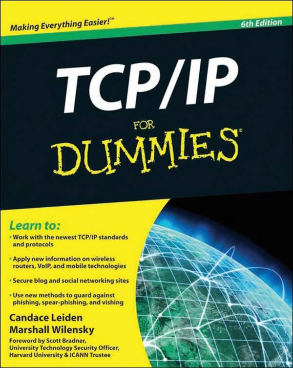 TCP IP For Dummies (6th Edition)
