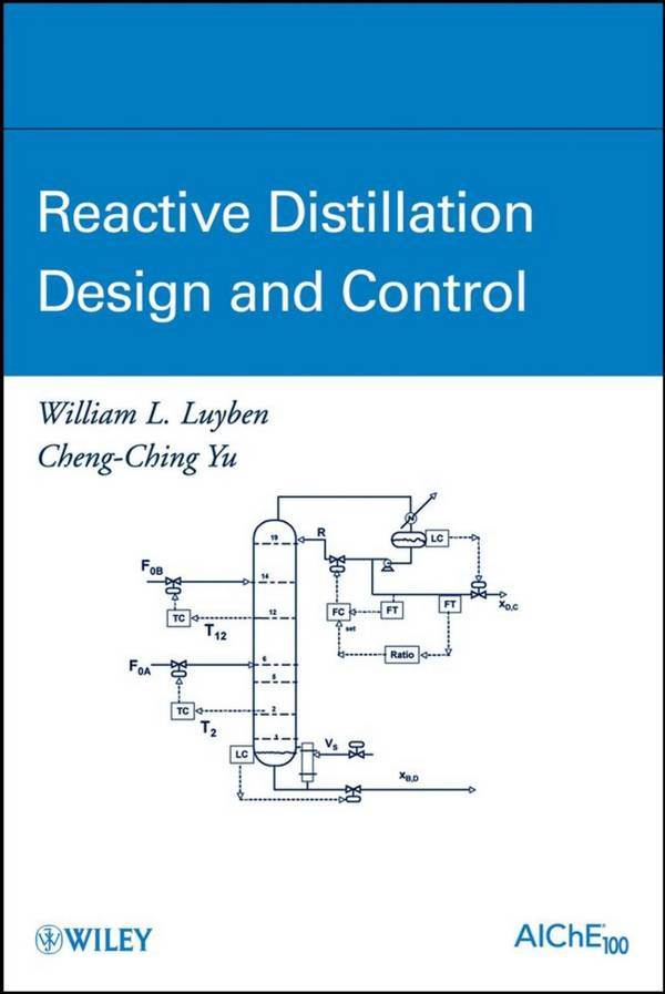 Reactive Distillation Design and Control
