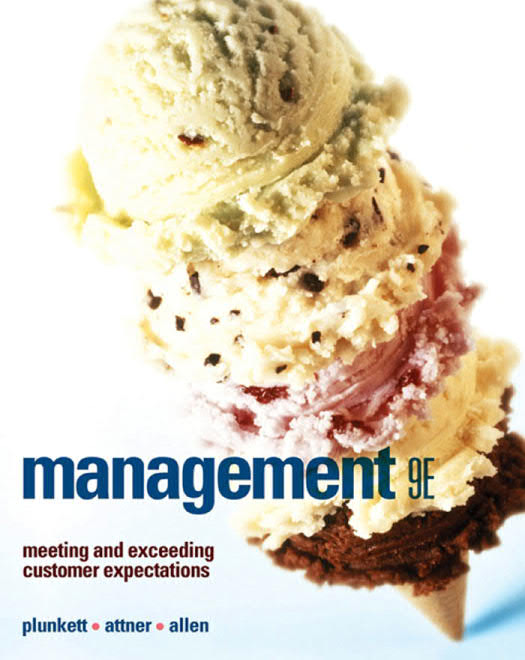 Management – Meeting and Exceeding Customer Expectations (9th Edition)
