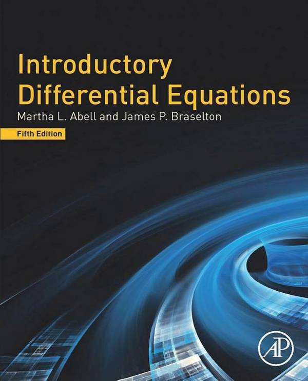 Introductory Differential Equations (5th Edition)