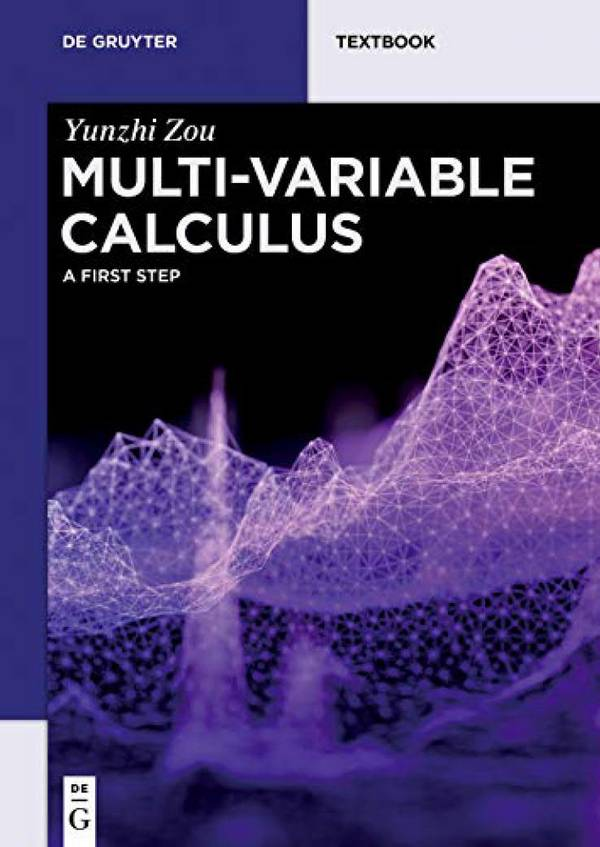Multi-Variable Calculus – A First Step
