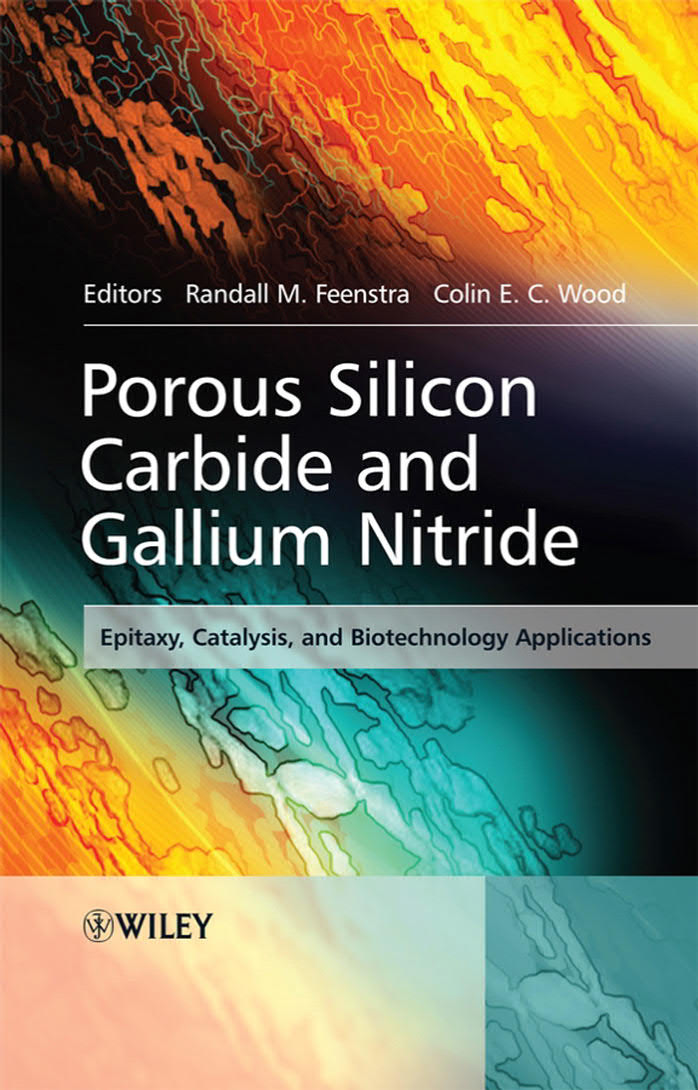 Porous Silicon Carbide and Gallium Nitride – Epitaxy, Catalysis, and Biotechnology Applications