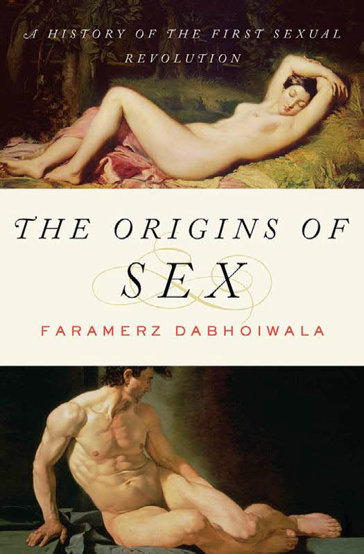 The Origins of Sex – A History of the First Sexual Revolution