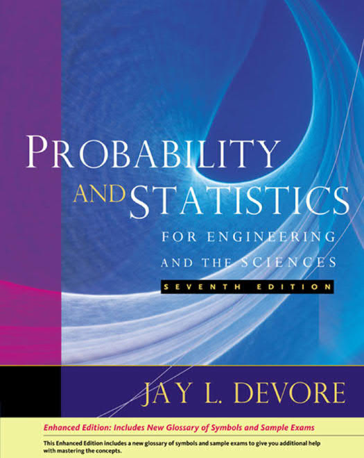 Probability and Statistics for Engineering and the Sciences (Enhanced 7th Edition)