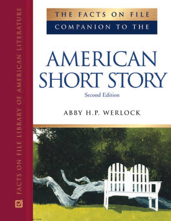 The Facts on File Companion to the American Short Story (2nd Edition)