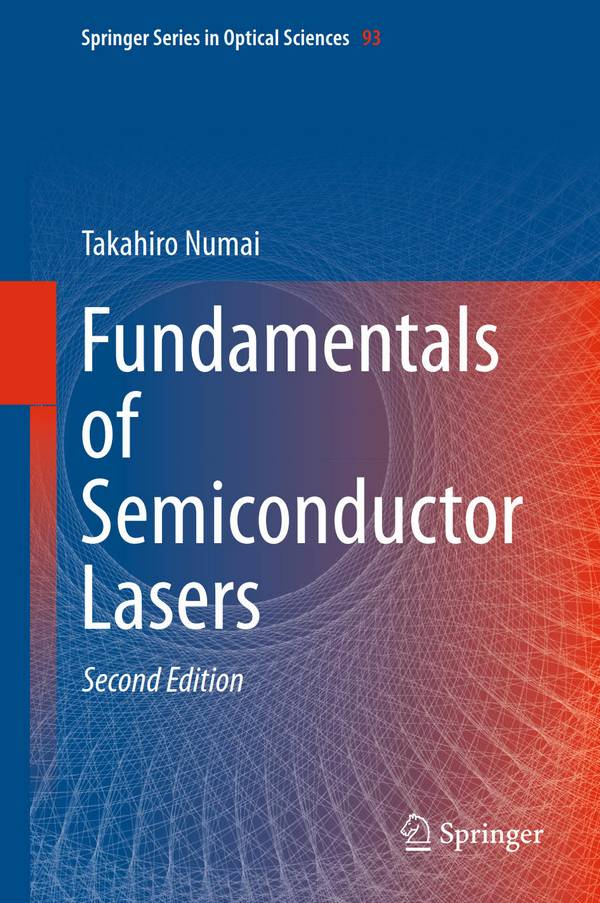 Fundamentals of Semiconductor Lasers (2nd Edition)