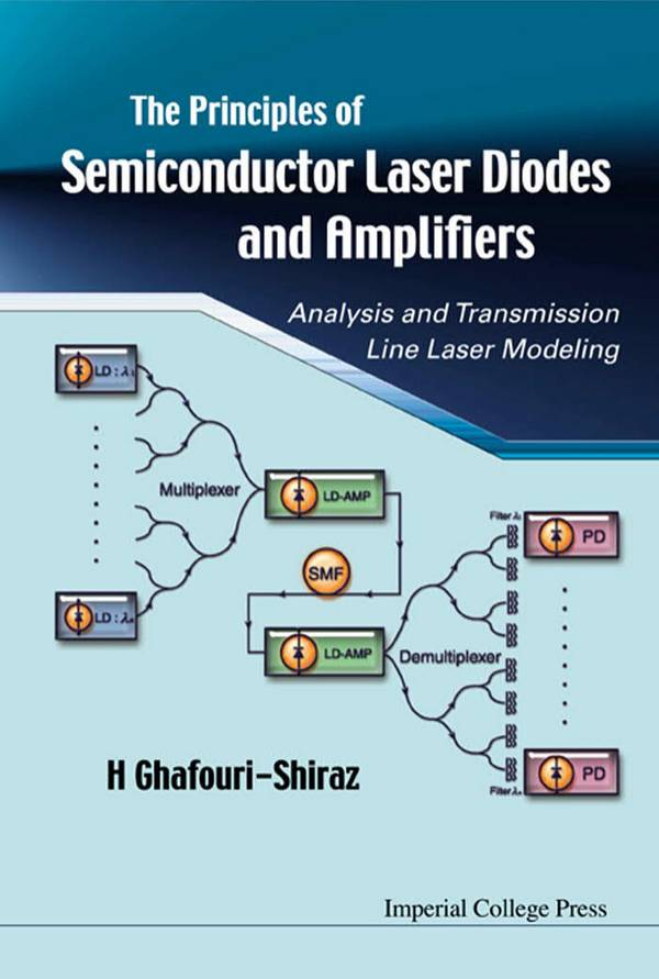 The Principles of Semiconductor Laser Diodes and Amplifiers – Analysis and Transmission Line Laser Modeling