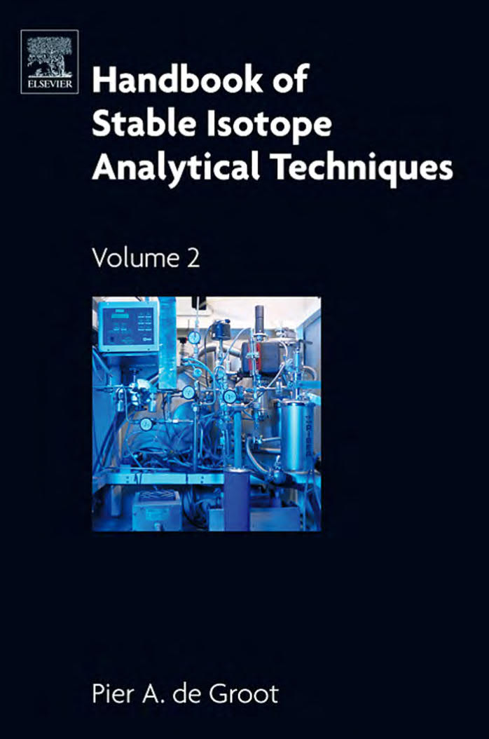 Handbook of Stable Isotope Analytical Techniques (Volume 2)