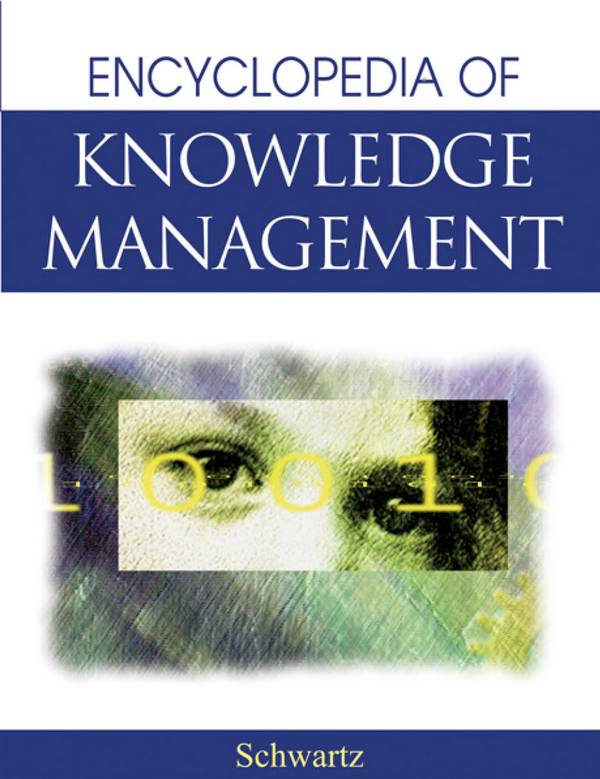 Encyclopedia of Knowledge Management