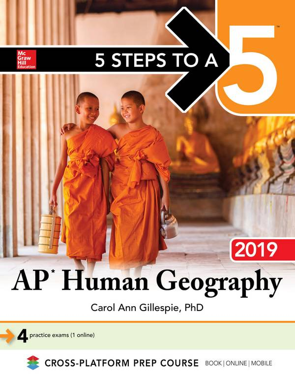 5 Steps to a 5 – AP Human Geography 2019