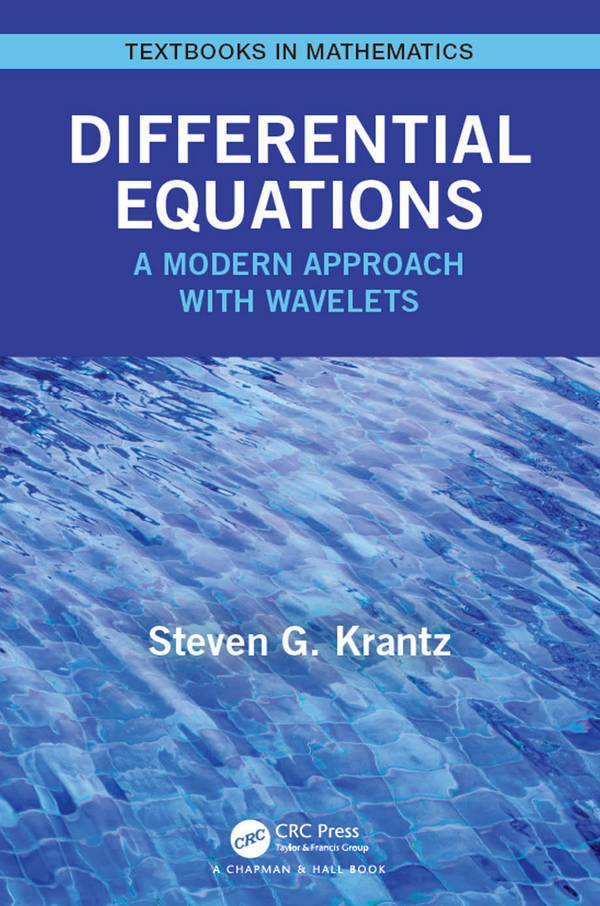Differential Equations – A Modern Approach with Wavelets