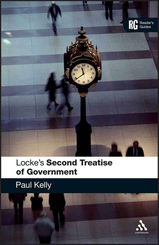 Locke's Second Treatise of Government – A Reader's Guide