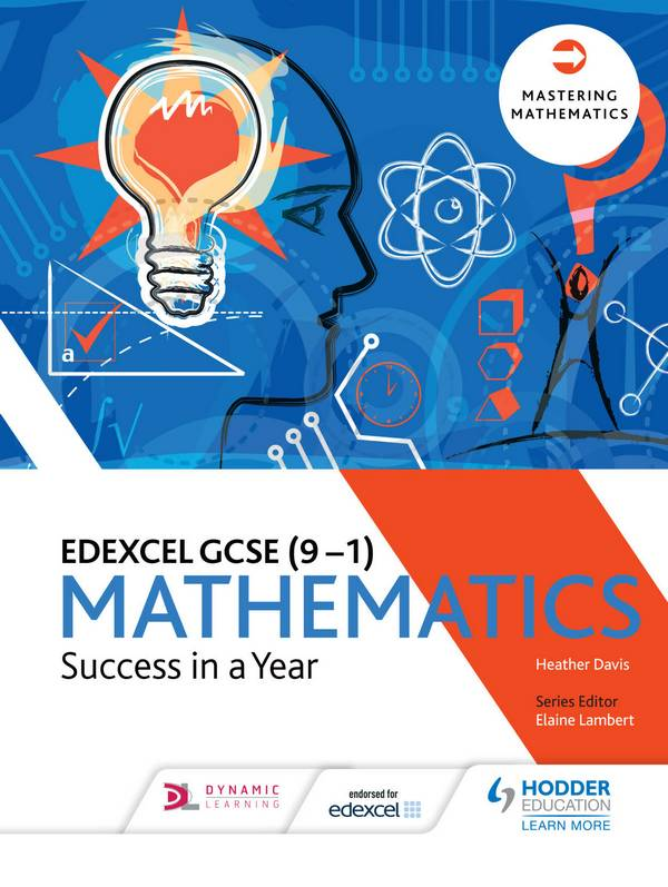 Edexcel GCSE (9-1) Mathematics – Success in a Year