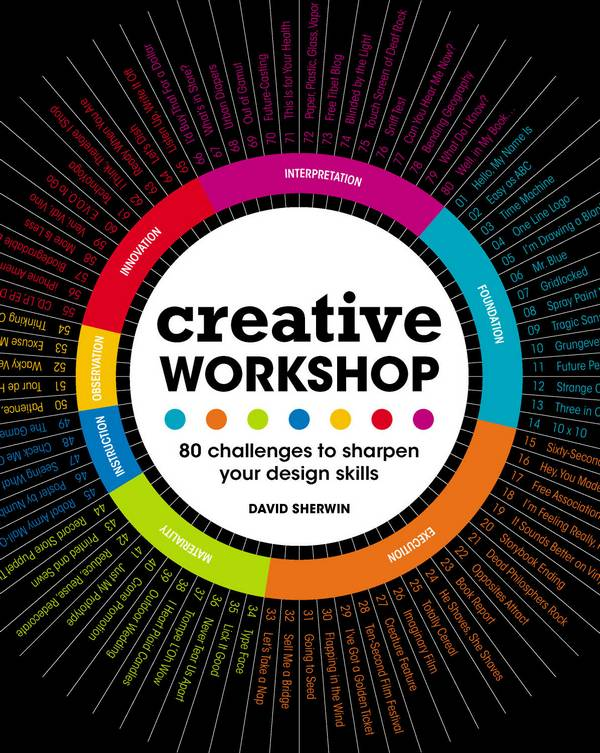 Creative Workshop – 80 Challenges to Sharpen Your Design Skills