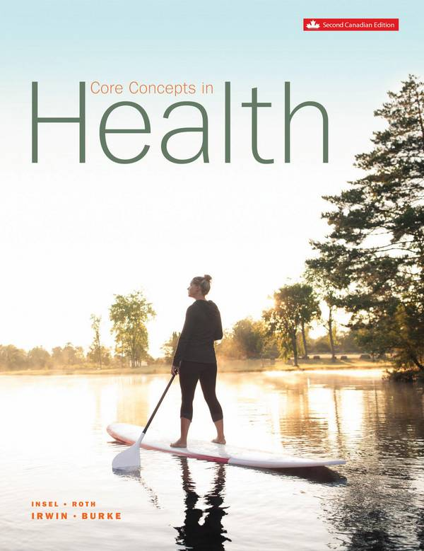 Core Concepts in Health (2nd Canadian Edition)