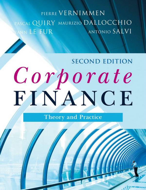 Corporate Finance – Theory and Practice (2nd Edition)