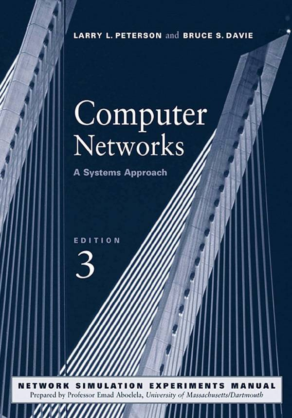 Computer Networks – A Systems Approach (3rd Edition)