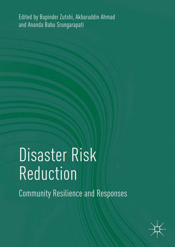 Disaster Risk Reduction – Community Resilience and Responses