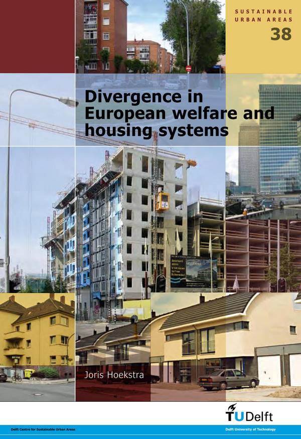 Divergence in European Welfare and Housing Systems