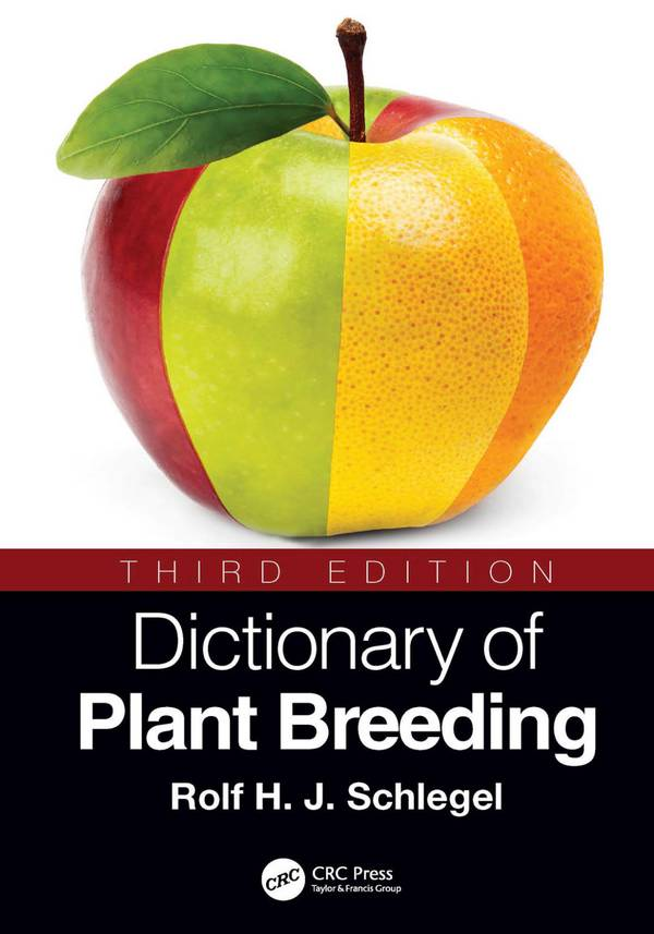 Dictionary of Plant Breeding (3rd Edition)
