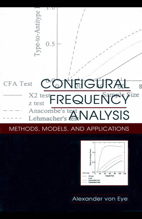 Configural Frequency Analysis – Methods, Models, and Applications