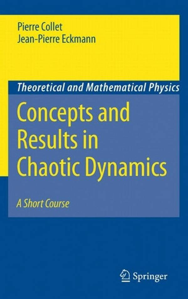 Concepts and Results in Chaotic Dynamics – A Short Course