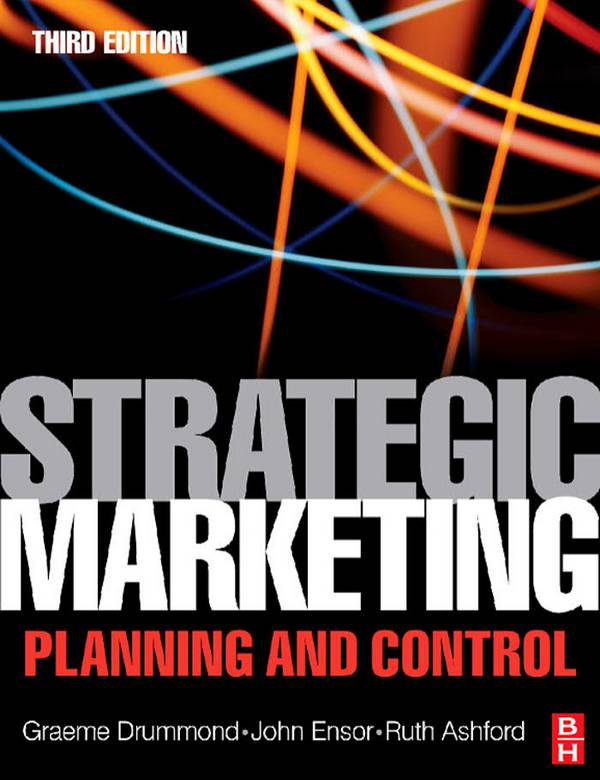 Strategic Marketing - Planning and Control (3rd Edition)