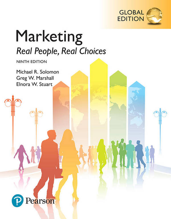 Marketing - Real People, Real Choices (9th Global Edition)