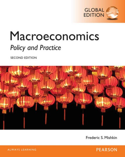 Macroeconomics - Policy and Practice (2nd Global Edition)