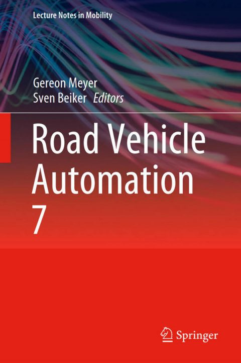 Road Vehicle Automation 7