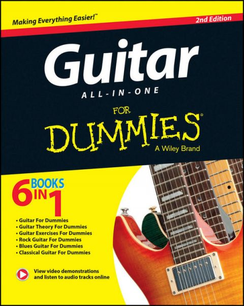Guitar All-In-One for Dummies (2nd Edition, 2014)