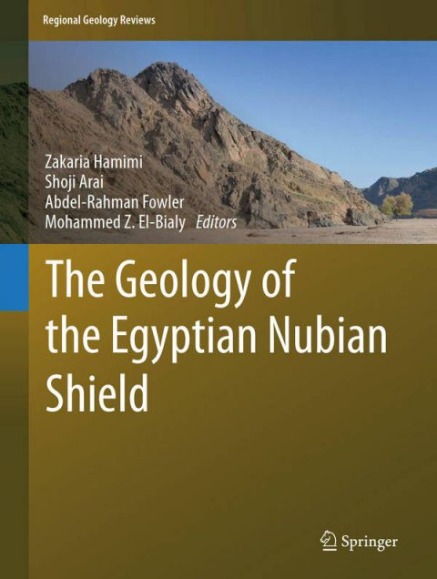 The Geology of the Egyptian Nubian Shield