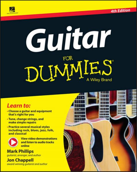 Guitar for Dummies (4th Edition)